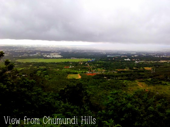 chumundi hills guide to mysore