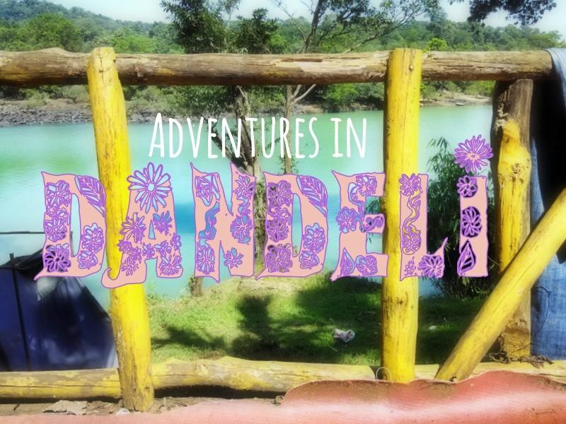 adventure in dandeli
