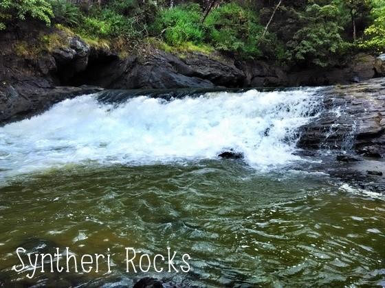 adventure in dandeli syntheri rock