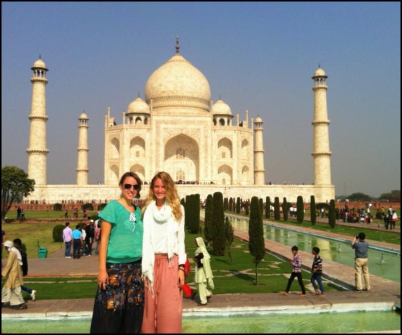 Taj Mahal Agra travel tips