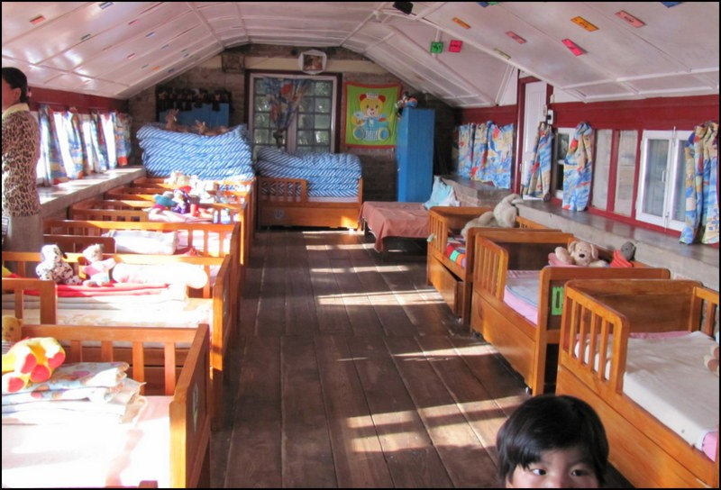 mcleod ganj tibetan children's village