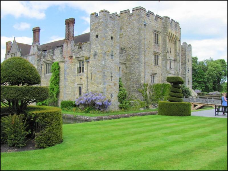 hever castle england