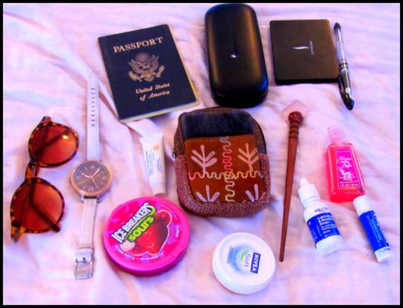 women packing list india beach