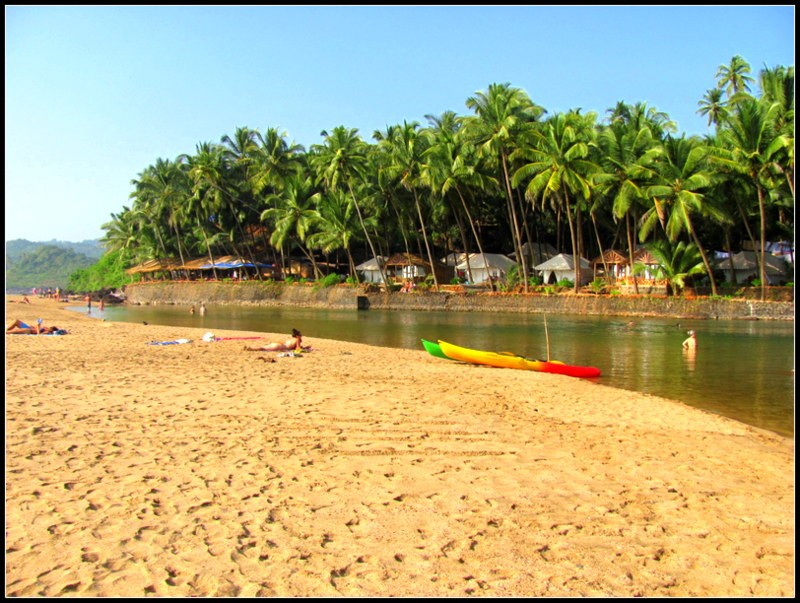 secret beach goa