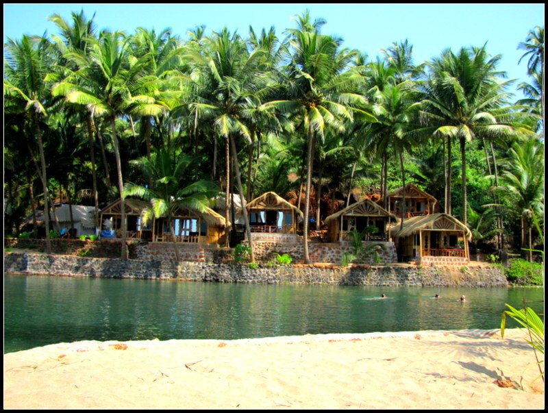 private secret beach in goa