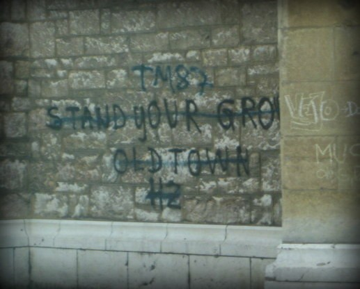 sarajevo war torn culture shock