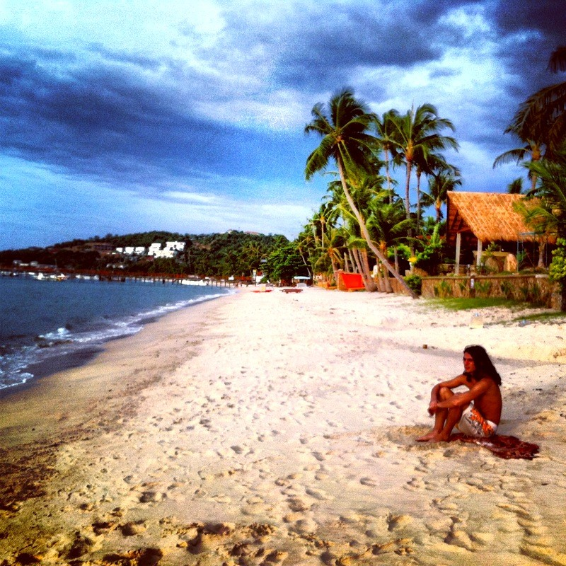 be yourself, travel, backpacking stereotypes, wanderlust, beach, travel food
