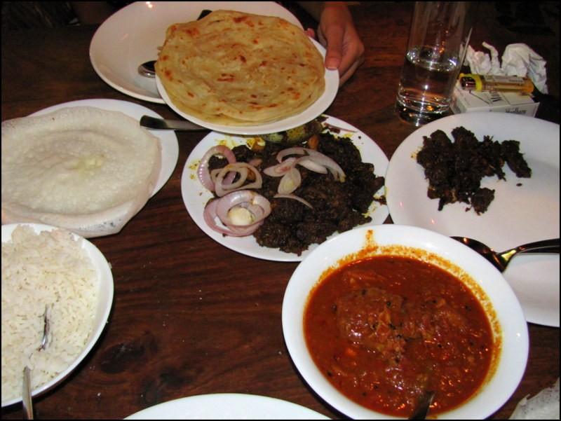 Best Restaurants in North Goa gunpowder