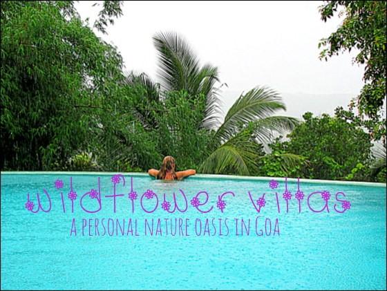 wildflower villas goa eco resort