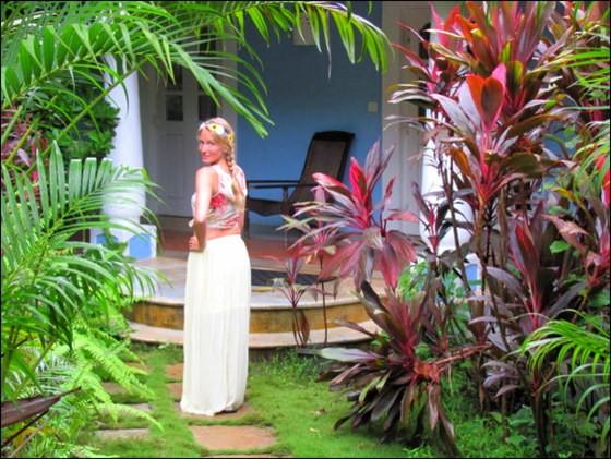 Wildflowers Villa goa eco resort