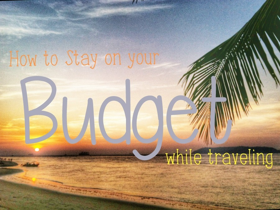 how to save money while traveling