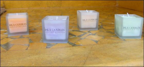 isla candles goa