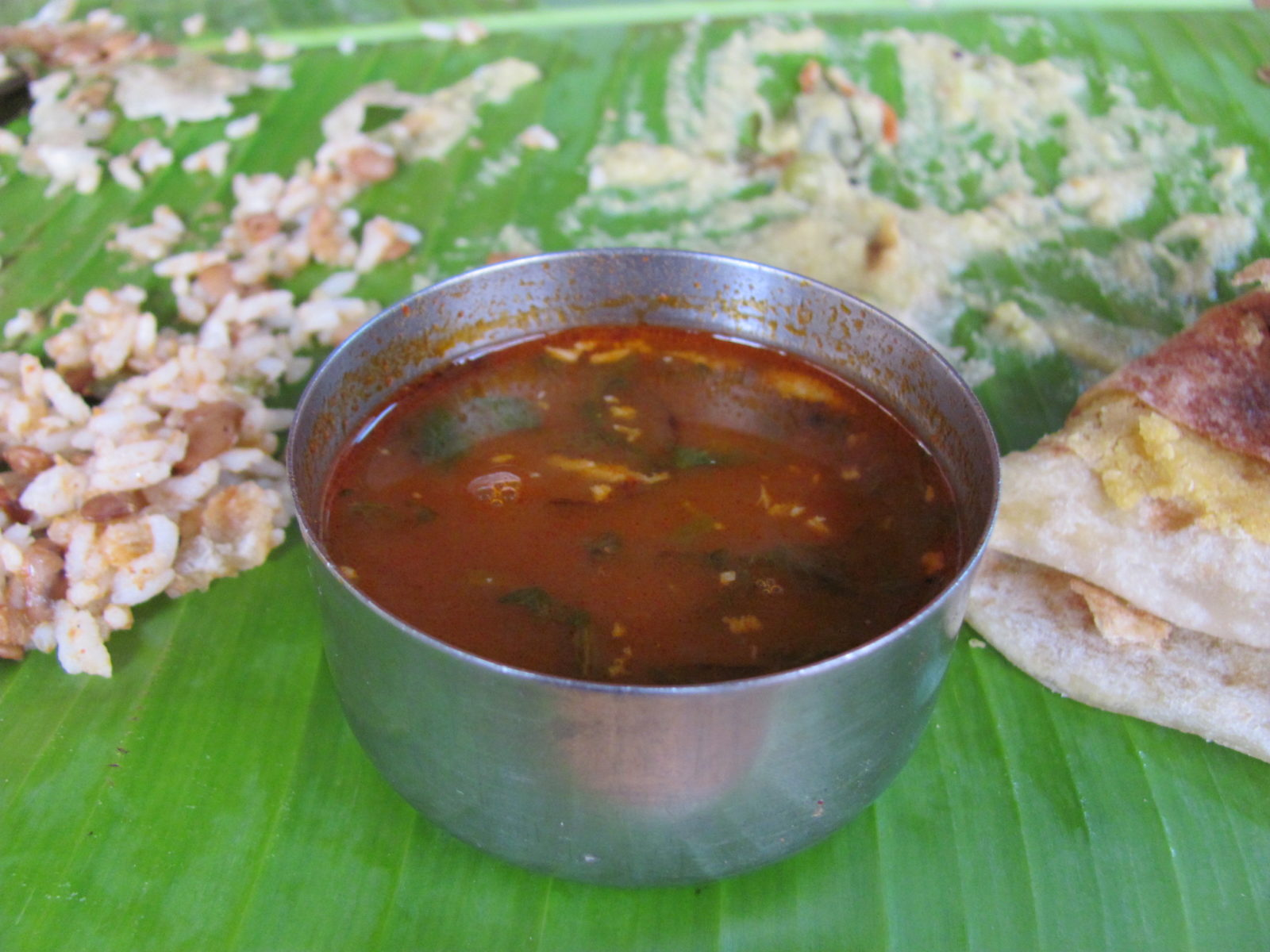 guide to south indian food sambaar