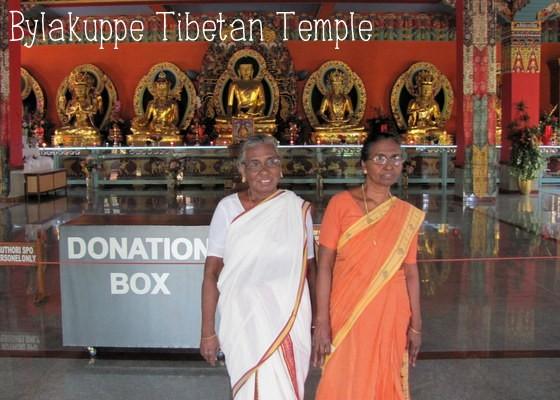 backpacking coorg bylakuppe tibetan karnataka