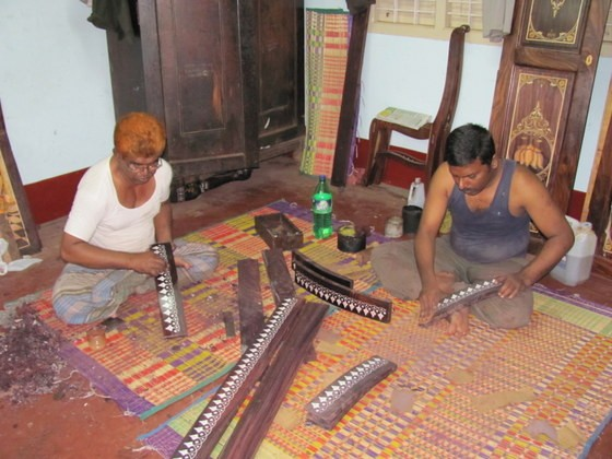 Mysore Art Inlay and Marquetry