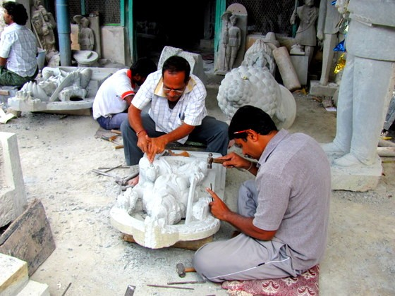 mysore art sculptors