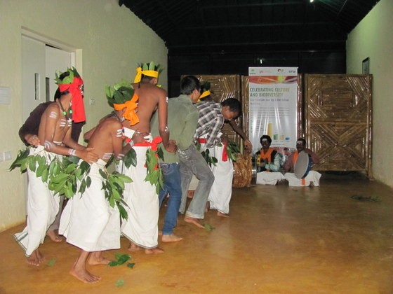 Soliga Tribe of BR Hills