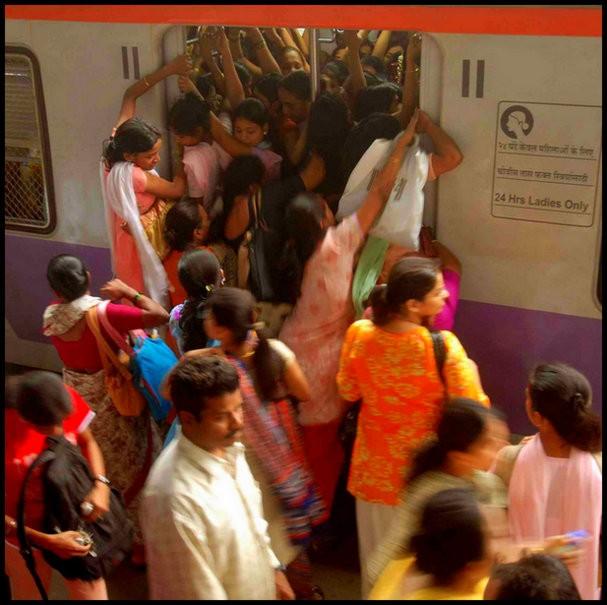 mumbai slow local