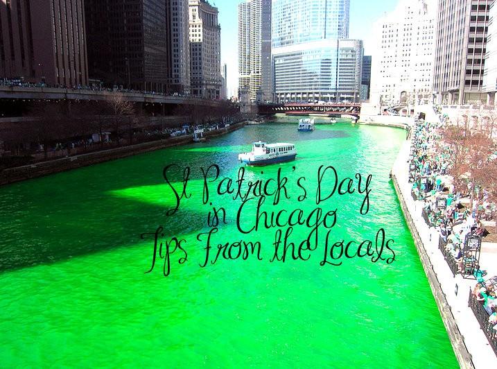 st patricks day chicago tips