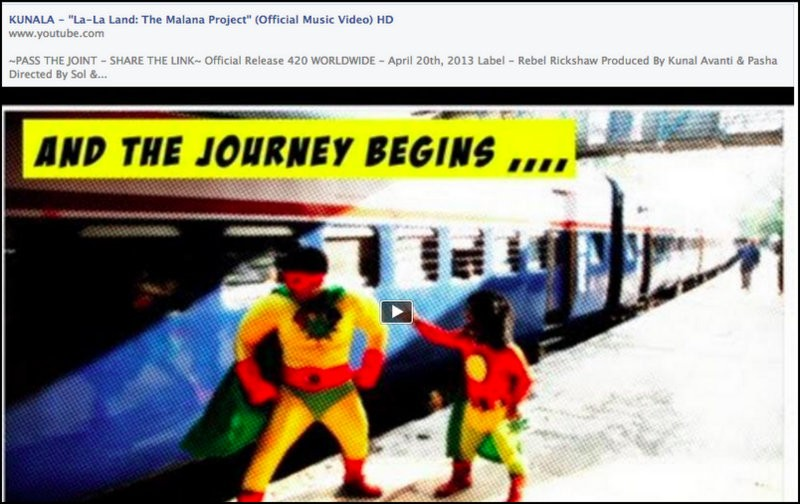 music video himalayas kunal avanti