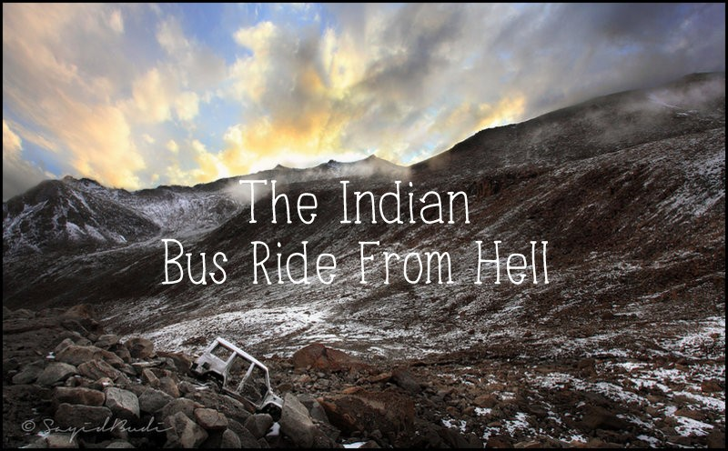 india bus hell