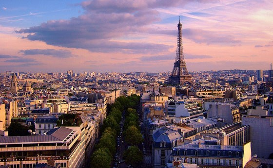paris france 5 favorite places in the world