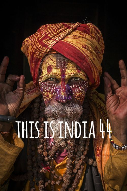 this is india