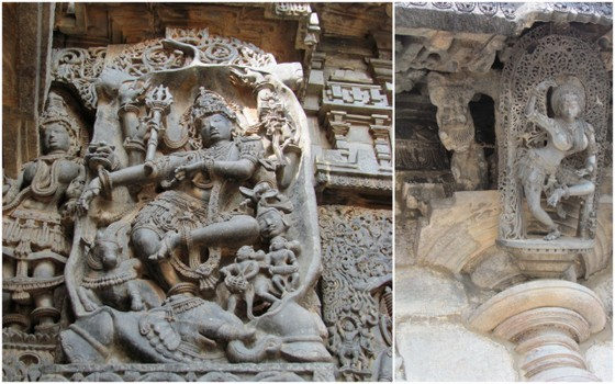 Belur and Halebid Temples