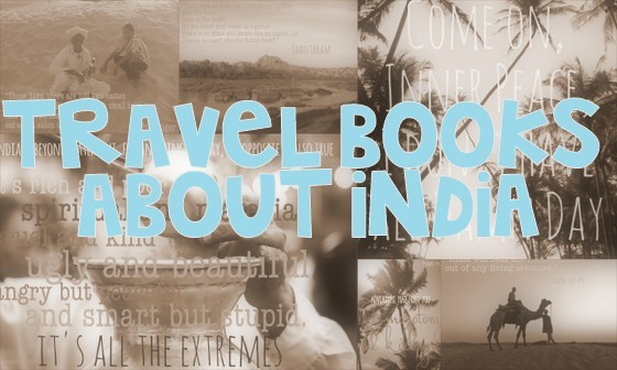 books to inspire travel to india