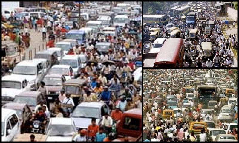 omni, india, expat, driving in india, traffic